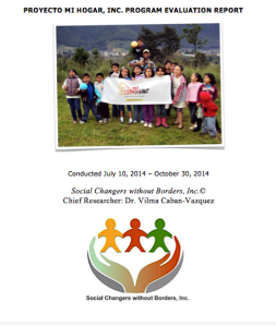 COVER OF PHH PROGRAM EVALUATION