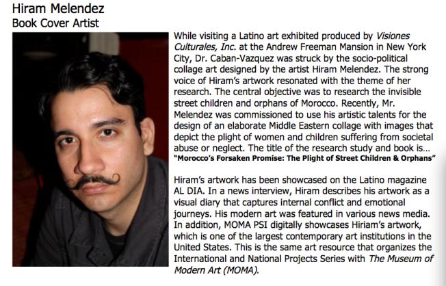Hiram Melendez Artist Bio