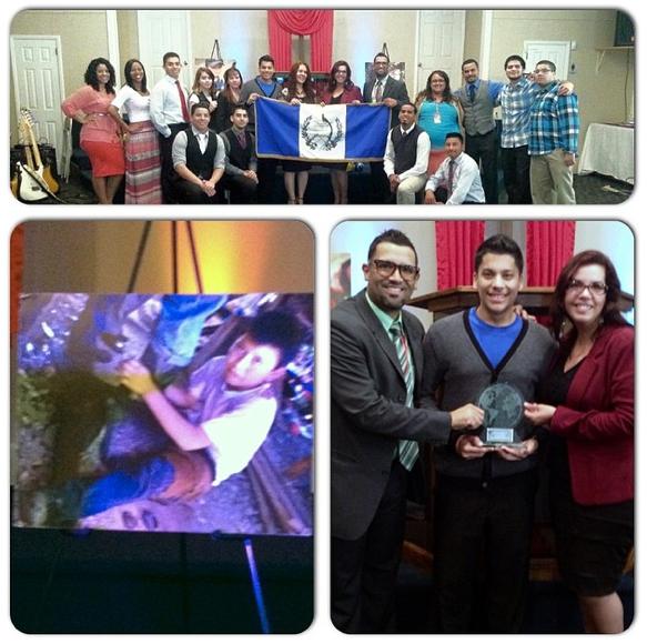 Miguel's award